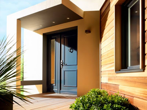 Porte blindée maison villa forstyl