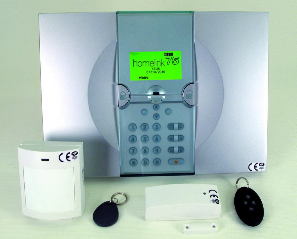 Scantronic 7510rfr20 homelink 75 kit radio nfa2p