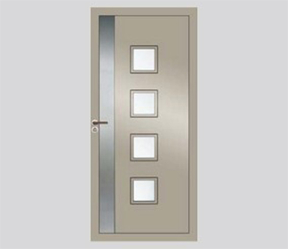 Porte entrée aluminium