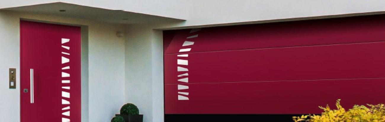 installation porte blindée et porte de garage aux Sables d'Olonne